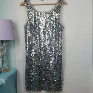 JCrew Collection Sequin Fete dress